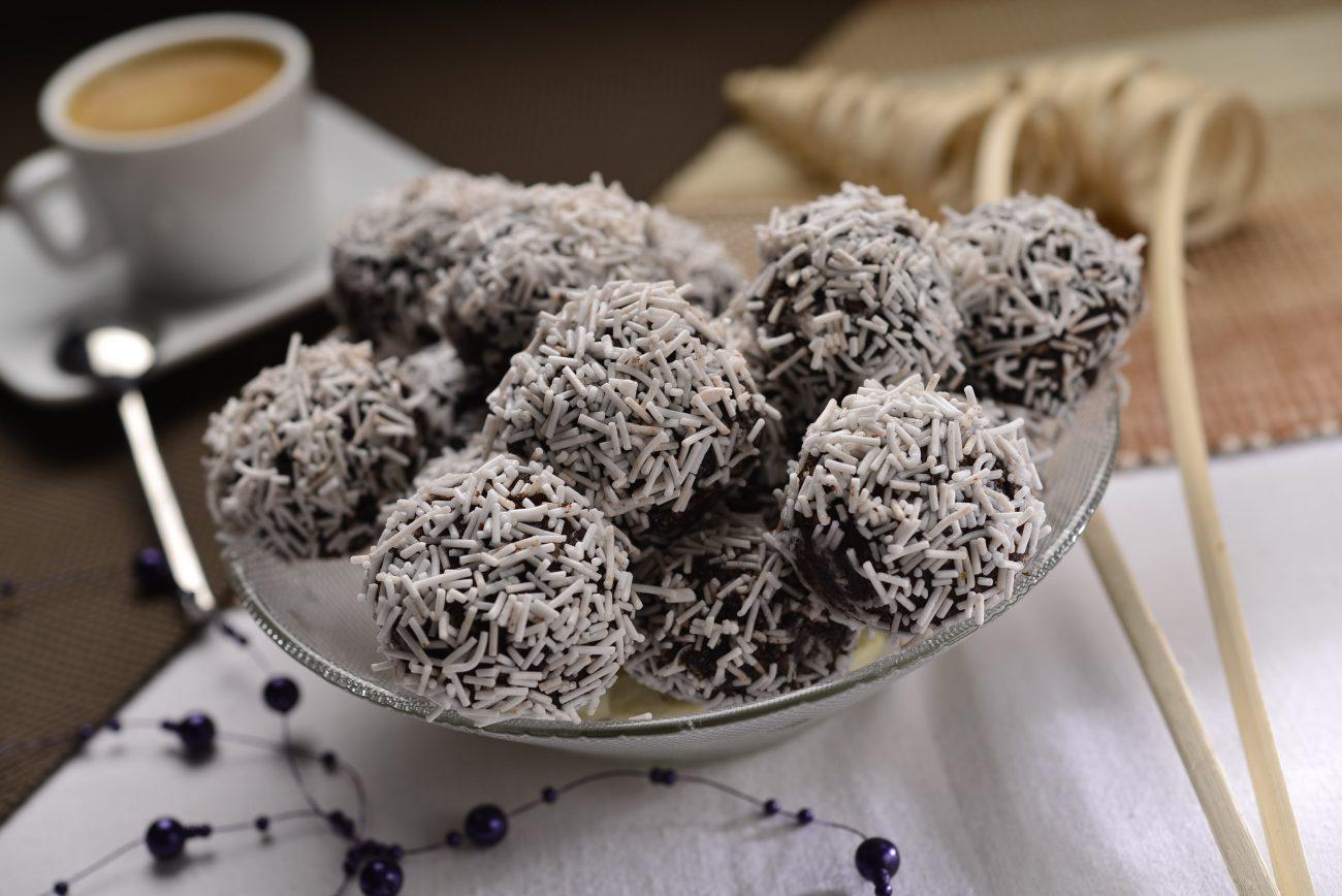 Čokoládové guľky