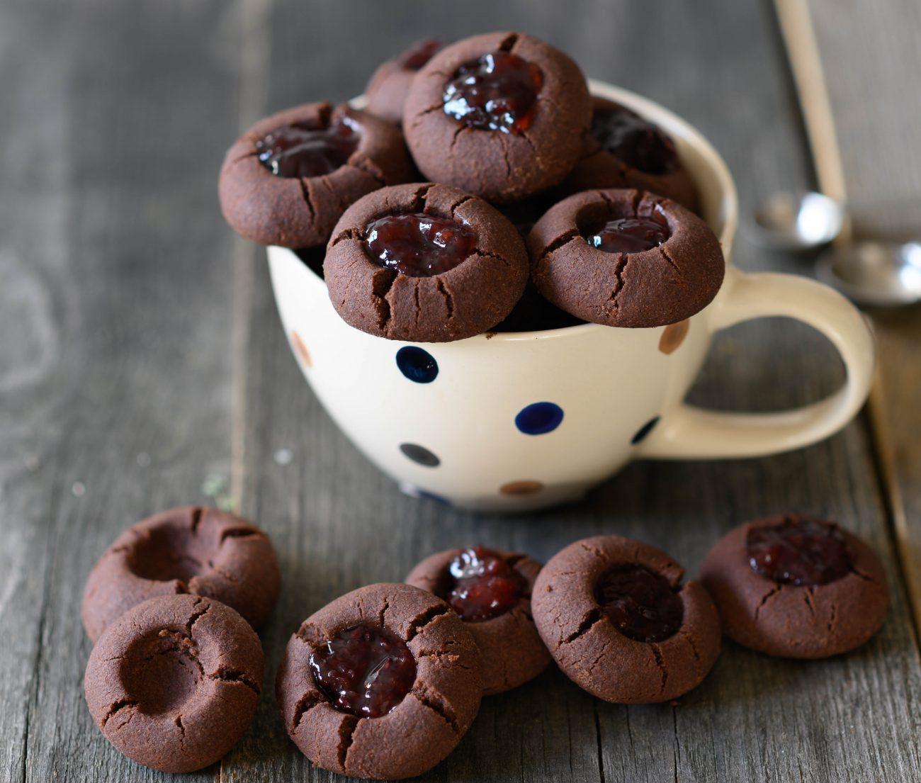 Kakaové koláčiky